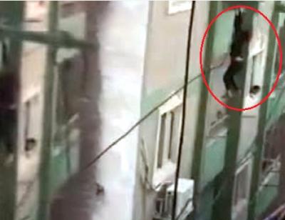 Akılalmaz Cinayet! Kuzeninin Karısına Kızdı, 7. Katın Camında Aşağı Atarak Öldürdü