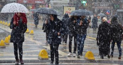 AKOM'dan İstanbul İçin Kritik Uyarı! Bu Gece Başlıyor, Çarşamba Şiddetlenecek
