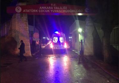 Ankara'da Çocuk Yuvasında Dehşet! 7 Kız Çocuğu Kendini Kesti
