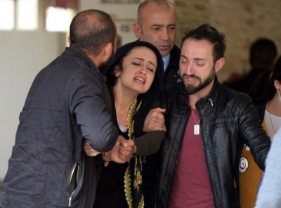 Antalya'da Kafe Çalışanı Cinnet Getirdi, Patronunu Öldürdü!