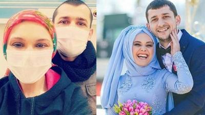 Aşık Olup Evlenmişlerdi! 17 Yıllık Kanser Hastası Genç Kadın 2 Aydır Evli Olduğu Kocasından Öldüresiye Dayak Yedi