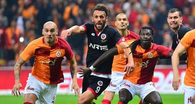 Aslan Kendi Sahasında Kükredi! Galatasaray 5 – Gençlerbirliği 1