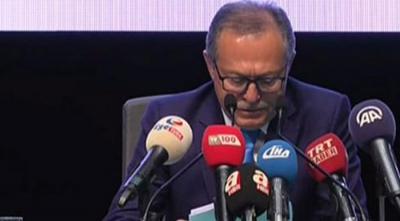 Balıkesir Büyükşehir Belediye Başkanı Edip Uğur İstifa Ederken Ağladı