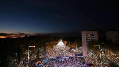 Barselona'da Yüz Binler, Tutuklu Siyasiler İçin Sokaklara Çıktı