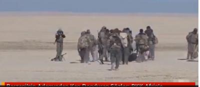 Barzani'nin Adamından Kan Donduran PKK İtirafı: Afrin'e Gitmek İstemeyen Militanları Kurşuna Dizdiler!