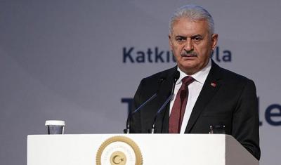 Başbakan Binali Yıldırım Zarrab Davası İle İlgili Konuştu: Amaç Türkiye'ye Diz Çöktürmek!