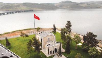 Başbakan Yıldırım Açıkladı: Süleyman Şah Türbesi Taşınıyor!