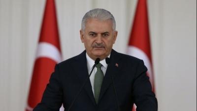 """Başbakan Yıldırım """" Hayırcılar Evet Sonucunu Kabullendi"""""""