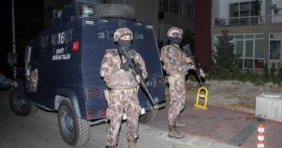 Başkent Ankara'da Vezneciler Terör Saldırısına Yönelik Operasyon