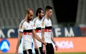 Beşiktaş 1-1 Asteras