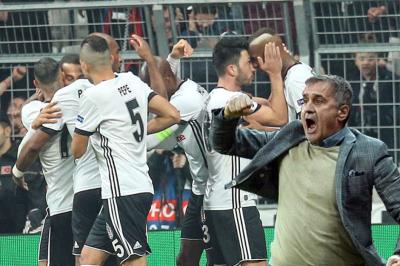 Beşiktaş Vodafone Park'ta Tarih Yazdı! Beşiktaş: 1 Porto: 1