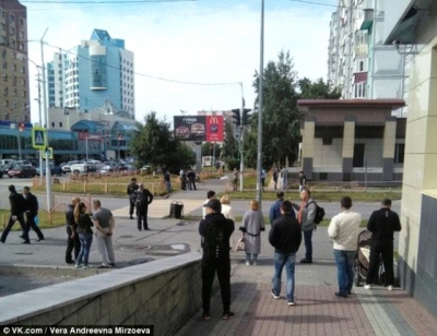 Bıçaklı Saldırılar Yayılıyor! Rusya'da Bıçaklı Saldırgan 8 Kişiyi Yaraladı