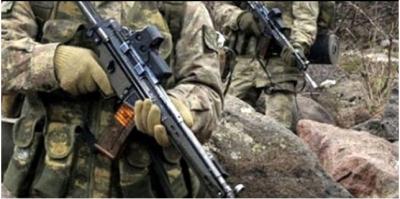 Bir Acı Haber de Kuzey Irak'tan! Operasyonda 2 Asker Şehit Oldu, 1 Asker Yaralı