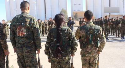 Bu Görüntüler Türkiye'yi Ayağa Kaldırır! CIA 400 Teröristi Eğiterek, Terör Ordusu Kurdu