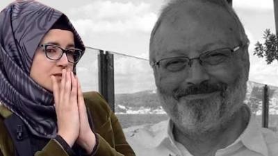 Cemal Kaşıkçı'nın Nişanlısı Hatice Cengiz'den Açıklama