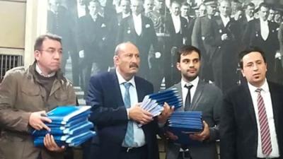 CHP, Kılıçdaroğlu'nun İddia Ettiği Belgeleri Basınla Paylaştı
