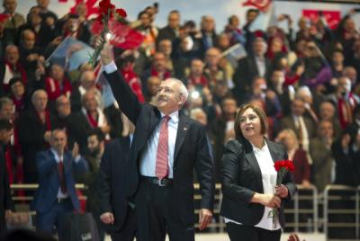 CHP'de En Kritik Gün! Kurultay Başladı, Kılıçdaroğlu ve İnce Yan Yana
