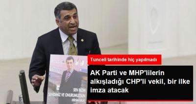 """CHP'li Vekilden AK Parti ve MHP'lilerin Alkışını Alan Karar! """"Teröre Hayır"""" Yürüyüşü Düzenleyecek!"""
