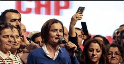 CHP'nin Çiçeği Burnunda Başkanına PKK Soruşturması!