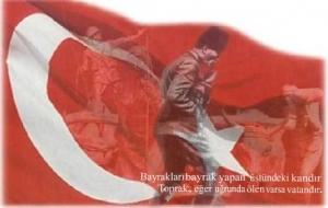 Çiçek: Millet Atatürk'e çok şey borçlu