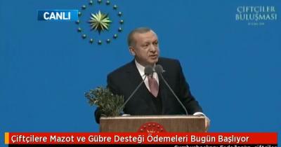 Cumhurbaşkanı Erdoğan Müjdeyi Vermişti! Çiftçilere Mazot ve Gübre Ödemeleri Bugün Hesaplarına Yatacak