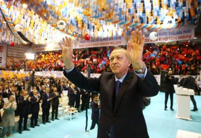 Cumhurbaşkanı Erdoğan Komuta Kadrosu Dedi, Münbiç'i İşaret Etti: Operasyon Ne Zaman Başlayacak?