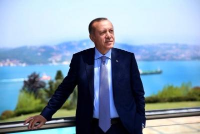Cumhurbaşkanı Erdoğan Beş Özel Fotoğraf Paylaştı, Beğeni Yağdı!