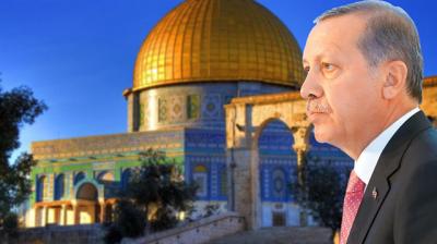 Cumhurbaşkanı Erdoğan Kudüs Dedi, İsrail'den Küstah Açıklama Gecikmedi: Kudüs Yahudilerin Başkentidir
