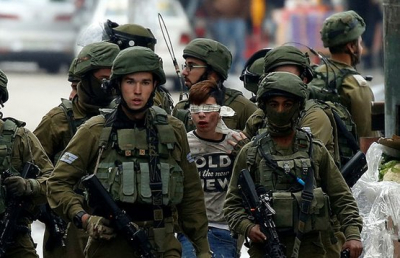 Dünya Bu Görüntülere Şahit Olmuştu! Kudüs Direnişinin Sembolü Haline Gelen Cüneydi'ye Yapılan İşkenceler Kan Dondurdu