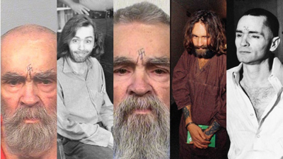 Dünyanın En Ünlü Seri Katili Charles Manson 83 Yaşında Öldü