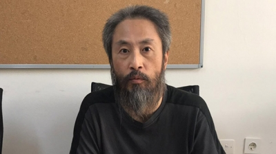 El Kaide'nin Bıraktığı Kayıp Japon Gazeteci Türkiye'ye Getirildi
