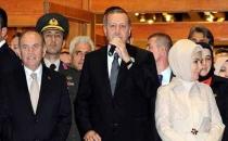 Erdoğan: 'O benim aşkım'