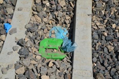 Erzincan'da Facianın Eşiğinden Dönüldü! Demiryoluna Tuzaklanan Patlayıcı Son Anda Fark Edilerek, İmha Edildi!