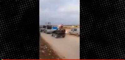 Esad İtiraf Etti: Afrin'e Girenler Rejime Bağlı Güçler!