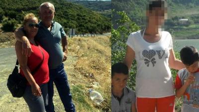 Eşini Ve 2 Üvey Çocuğunu Öldürmüştü! Kaçırdığı Üvey Kızını Da Tecavüz Ettiği Ortaya Çıktı
