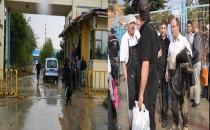 Eskişehir'de Fabrikayı Sel Bastı
