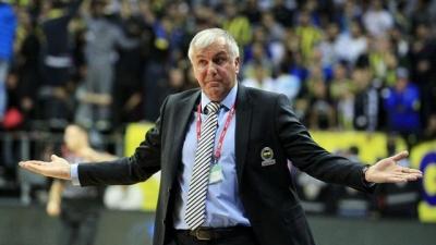 Fenerbahçe Panathinaikos'u Eleyip, Final Four'a Kaldı! İlk Açıklama Obradovic'den Geldi