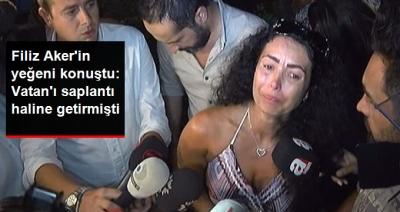 """Filiz Aker'in Yeğeni Dora Ercan Açıkladı: """"Teyzem Vatan Şaşmaz'ı Saplantı Haline Getirmişti, İlişkileri Çok Eskidendi"""""""
