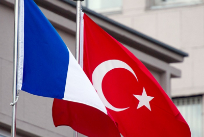 """Fransa'dan Küstah Çağrı: """"Afrin Zeytin Dalı Operasyonunu Sonlandırın"""""""