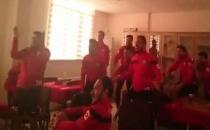 Galatasaray ile Eşleşen Takımdan 4-4-4 Temposu