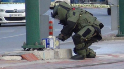 Gaziantep'te Valilik Önünde Bomba Alarmı: Tramvay Durakları Kapatıldı