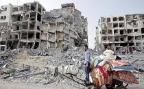 Gazze için 'bir kova kum' kampanyası büyüyor