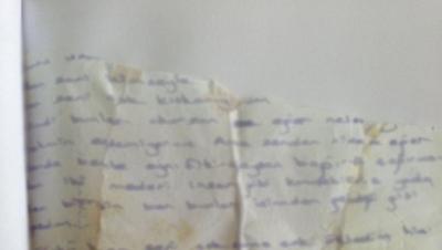 Genç Kızın 10 Yıldır Öz Babası Tarafından Taciz Edildiği Çöpteki Mektupla Ortaya Çıktı