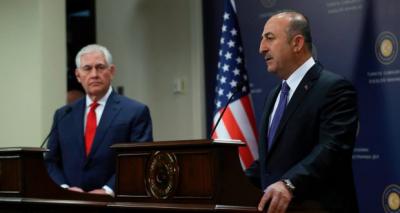 Geri Adım Atmaya Devam Ediyor! ABD'den Türkiye'ye Afrin Teklifi
