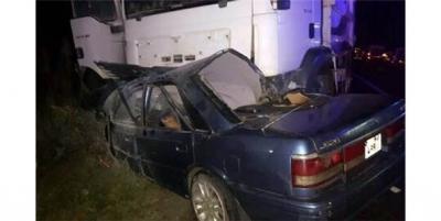 Giresun'da Feci Kaza! Kamyon ve Otomobil Çarpıştı: 3 Kişi Öldü
