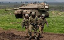 Golan tepelerinde hareketlenme