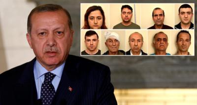 Hain Plan! Yunanistan'da Cumhurbaşkanı Erdoğan'a Suikast Hazırlığı Yapmışlar