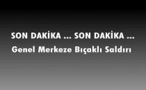 HDP Üyesine Bıçaklı Saldırı