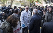 HDP'li Üyeye Yapılan Bıçaklı Saldırının Zanlısı Yakalandı