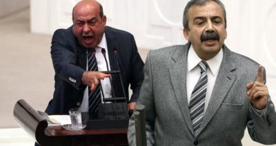 HDP'liler Birbirine Girdi! Demirtaş'ın Yerine Bir Türk Göz Dikmesin Açıklaması Ortalığı Karıştırdı